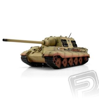 TORRO tank PRO 1/16 RC Jagdtiger sand - infra