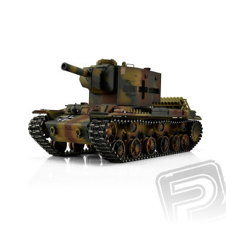 TORRO tank PRO 1/16 RC KV-2 754(r) kamufláž - infra
