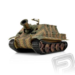 TORRO tank PRO 1/16 RC Sturmtiger kamufláž - infra