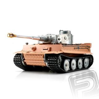 TORRO tank PRO 1/16 RC Tiger I Early Vers. bez nástřiku - infra