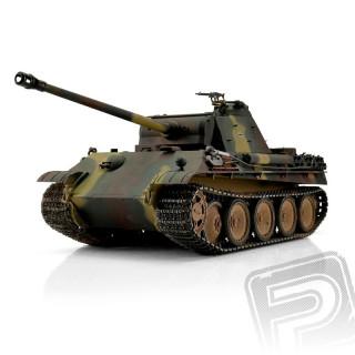 TORRO tank PRO 1/16 RC Panther G kamufláž - infra