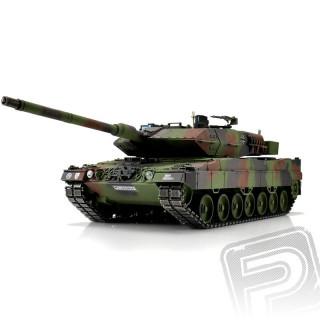 TORRO tank PRO 1/16 RC Leopard 2A6 kamufláž - infra