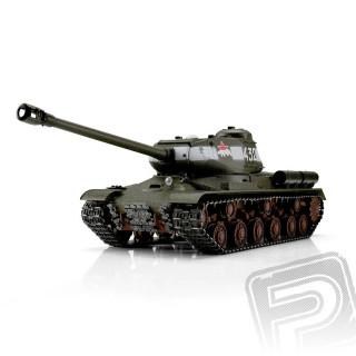 TORRO tank PRO 1/16 RC IS-2 1944 zelený - infra