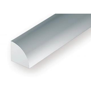 Čtvrtkulatá tyčka 1.5x350 mm 4ks.