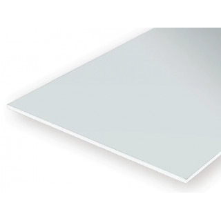 Bílá deska 2,00x200x530 mm