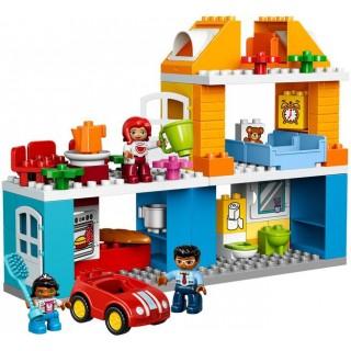 LEGO DUPLO - Rodinný dům