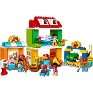 LEGO DUPLO - Náměstí