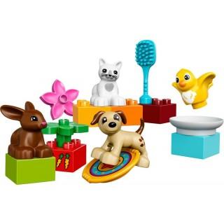 LEGO DUPLO - Domácí mazlíčci
