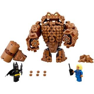 LEGO Batman Movie - Clayfaceův bahnitý útok