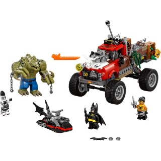 LEGO Batman Movie - Killer Crocův Tail-Gator