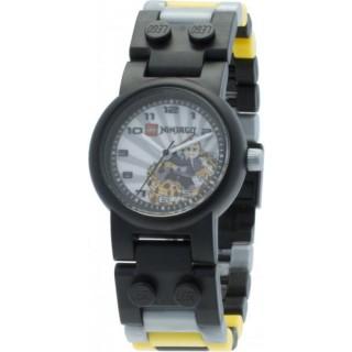 LEGO Ninjago hodinky Kendo Cole sminifigurkou
