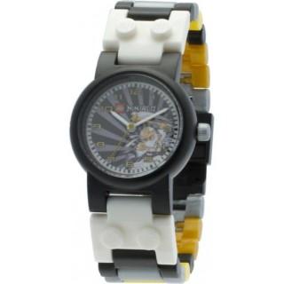 LEGO Ninjago hodinky Zane sminifigurkou