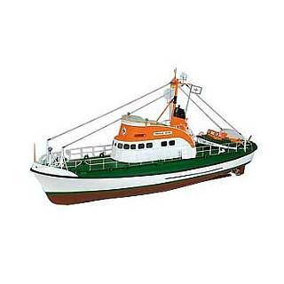 Záchranná loď Theodor Heuss Seenotrettungskreuzer - Vystavená