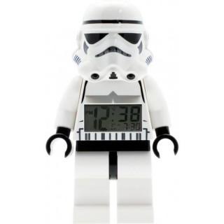 LEGO Star Wars hodiny sbudíkem Stormtrooper