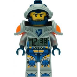 LEGO Nexo Knights hodiny sbudíkem Clay