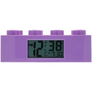 LEGO Brick hodiny s budíkem Friends