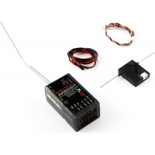Spektrum přijímač AR8010T DSM2/DSMX 8CH s telemetrií