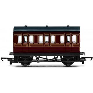Vagón osobní HORNBY RAILROAD R4671 - LMS 4 Wheel Coach