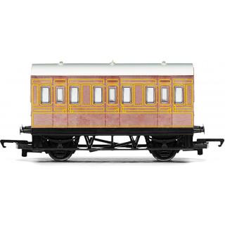 Vagón osobní HORNBY RAILROAD R4674 - LNER 4 Wheel Coach