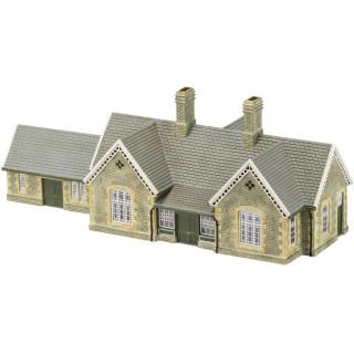 Budova pro modelovou železnici HORNBY R9836 - Granite Station Buiding