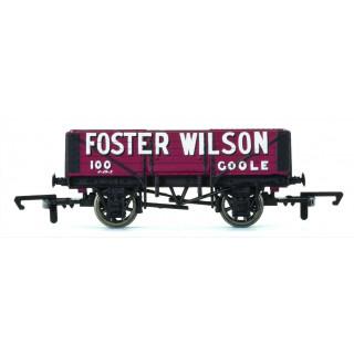 Vagón nákladní HORNBY R6748 - 5 Plank Wagon 'Foster Wilson'