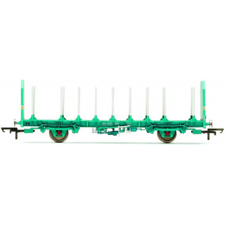 Vagón nákladní HORNBY R6791 - OTA Timber Wagon Parallel Stanchions