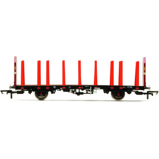 Vagón nákladní HORNBY R6792 - OTA Timber Wagon Tapered Stanchions