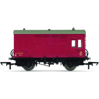 Vagón nákladní HORNBY R6800 - BR (ex-LMS) Horse Box