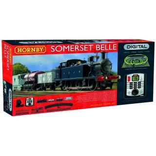 Modelová železnice digitální HORNBY R1125 - Somerset Belle