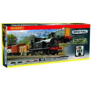 Modelová železnice digitální HORNBY R1126 - Mixed Freight