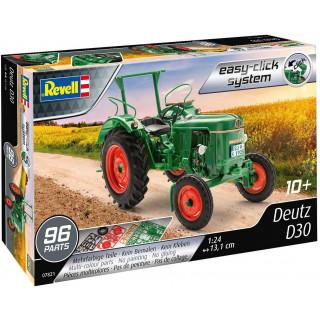 EasyClick traktor 07821 - Deutz D30 (1:24)