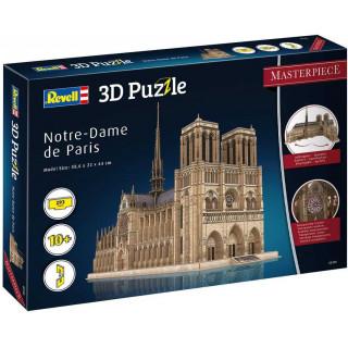 3D Puzzle REVELL 00190 - Notre Dame de Paris