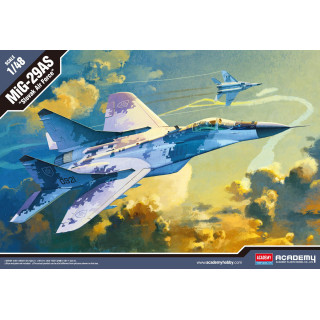 Model Kit letadlo 12227 - MIG-29AS :LE (1:48)