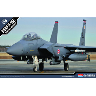 "Model Kit letadlo 12295 - F-15E ""Seymour Johnson"" (1:48)"