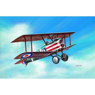 Model Kit letadlo 12447 - SOPWITH CAMEL WWI FIGHTER (1:72)