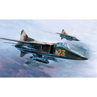 Model Kit letadlo 12455 - M-27 FLOGGER-D (1:72)