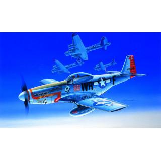 Model Kit letadlo 12485 - P-51D (1:72)