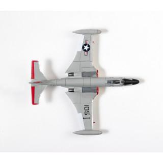 """Model Kit letadlo 12548 - USN F2H-3 VF-41 """"BLACK ACES"""" (1:72)"""