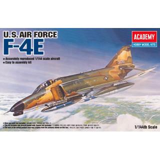 Model Kit letadlo 12605 - F-4E (1:144)