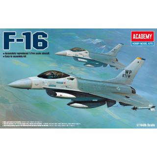 Model Kit letadlo 12610 - F-16 (1:144)
