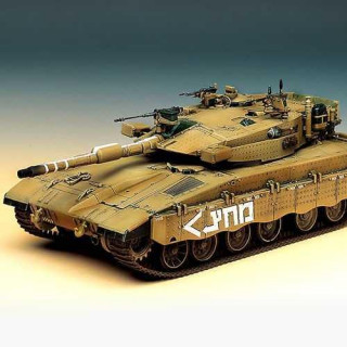 Model Kit tank 13267 - IDF MERKAVA MK III (1:35)