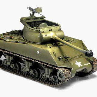 Model Kit tank 13279 - US ARMY M36B1 GMC (1:35)