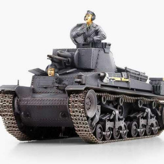 Model Kit tank 13280 - GERMAN ARMY 35(t) (1:35)