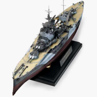 "Model Kit loď 14105 - QUEEN ELIZABETH CLASS ""H.M.S. WARSPITE"" (1:350)"