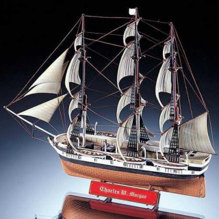Model Kit loď 14204 - NEW BEDFORD WHALER (1:200)