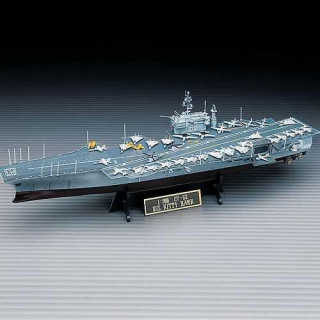 Model Kit loď 14210 - USS CV-63 KITTY HAWK (1:800)