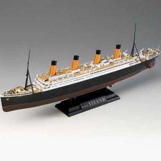 "Model Kit loď 14214 - R.M.S. TITANIC ""CENTENARY ANNIVERSARY"" MCP (1:700)"