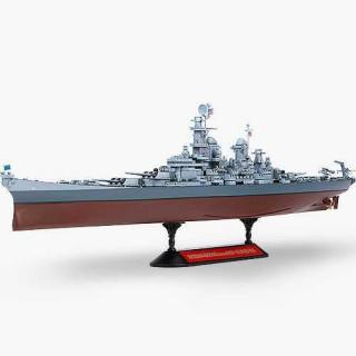 Model Kit loď 14222 - USS Missouri BB-63 MCP (1:700)