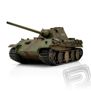 TORRO tank PRO 1/16 RC Panther F kamufláž - infra