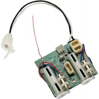 Spektrum DSM X - přijímač 6CH UltraMicroESC/S L